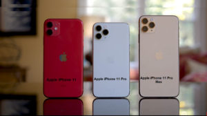 Apple iPhone 11 specifications & comparison